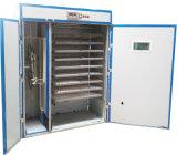 太陽電池パネルの動力を与えられた自動産業卵の定温器のセリウムは承認した