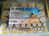 Rectángulo del anillo o de Viton de la alta calidad para el excavador