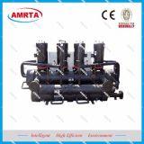 Refrigeratore di acqua raffreddato ad acqua industriale del fornitore della Cina