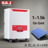 Invertitore solare del legame di griglia di alta qualità di SAJ per il sistema residenziale 1KW dei tetti solari a tre fasi