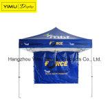 Le PVC Chaleur-Transfèrent la tente se pliante d'impression sautent vers le haut la tente de Gazebo de tente
