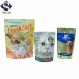 Пэт упаковки продуктов питания с помощью пользовательских печать логотипа стойку мешок