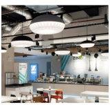 De nieuwste Moderne Eenvoudige Hangende Lamp van de Tegenhanger van het Aluminium van de Woonkamer van de Verlichting Decoratieve