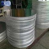 AA1060 temperamento o Círculo de aluminio