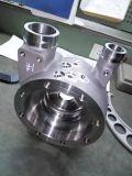 HerumdrehenLaufring des Schmieden-St52 durch die CNC maschinelle Bearbeitung