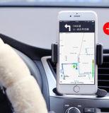 Supporto universale del telefono del cunicolo di ventilazione dell'automobile di GPS MP4 del cellulare