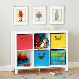 製造のNewdesignの漫画の多彩な収納箱の子供