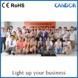De la fabricación de China con las luces de aluminio del marco 12W LED de las lámparas 2835SMD del precio de fábrica 24V LED