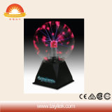 Lumière magique de plasma de lampe de plasma de cadeau en gros de festival de 5 pouces