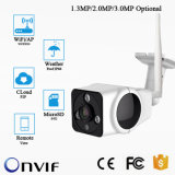 3MP 360 ° IP WiFi exterior impermeable de seguridad CCTV Cámara Bala