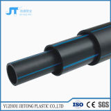 Верхнюю часть ПЭ черного пластика HDPE трубы 90мм трубопровод слива воды