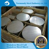 ASTMは良質の202ステンレス鋼の円を冷間圧延した