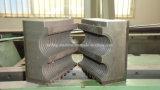 Труба из волнистого листового металла PVC/PP/PE формируя машину