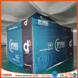 3X4.5m doppelte Seite gedrucktes Gazebo-Zelt mit starkem Rahmen