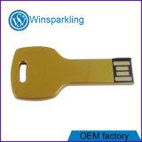 A movimentação a mais barata do flash do USB da chaveta de movimentação do USB da chave