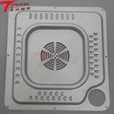 Plaque de métal machine CNC expérimentés des prototypes en Foshan