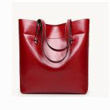 China Fashion de bolsas de couro PU Sacola grande Saco para senhora/mulheres/raparigas