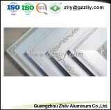 En forma de suspensión de aluminio de alta calidad en el techo de metal decorativo
