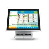 """15 """" doppio Android capacitivo del registratore di cassa dello schermo di tocco Icp-Ea10s per il sistema/supermercato/ristorante/al minuto di posizione"""