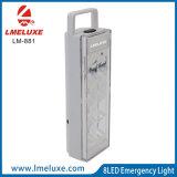 bewegliche nachladbare 8PCS SMD LED Taschenlampe