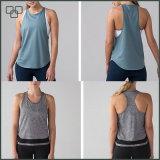 Chemise sans manches pour femme Gym Dry Fit en gros