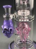 最も新しいデザインガラス煙る配水管