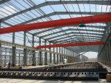 プレハブの工場は鉄骨構造を取除いた