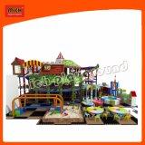 Дешевые безопасности детские аттракционы центр игровая площадка для установки внутри помещений