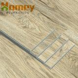 6*36 pulgadas de 4mm Haga clic en asequible comercial piso vinílico de PVC y PVC Haga clic en suelos de baldosas de vinilo