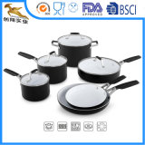 Nonstick алюминиевый Cookware установленное 10-Piece (CX-AS1004)