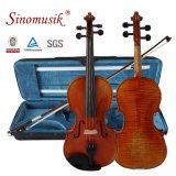 100 % Handmade finition antique des instruments de musique de violon huileux