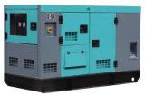 Groupe électrogène diesel de GF3/16kw Weifang avec insonorisé