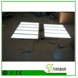 호리호리한 둥글거나 정연한 아래로 천장 LED 300*600*600*1200에 의하여 내재되어 있는 위원회 석쇠 기술설계 빛
