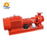 潅漑のための電気河川水ポンプ
