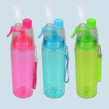 550ml melhor venda Copa Spray Desportivos Portáteis de plástico