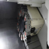 (TH62-300) Précision superbe et petit type machine-outille à commande numérique de tourelle