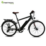 bici eléctrica de la ciudad de 48V 350W 700c con la batería de litio