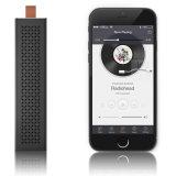 O material de liga de alumínio de alto-falante Bluetooth portátil