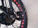 """26"""" 48V 750W 4"""" жир шины велосипеда с электроприводом"""