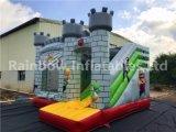 슈퍼 영웅 팽창식 Mario 성곽 집 또는 이용된 팽창식 쾌활한 집