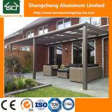 Bâti Terrasoverkaping d'alliage d'aluminium