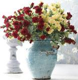 Pivoine Fleurs artificielles de la soie Fleurs roses lilas gros fournisseur de mariage de faux fleurs rose pivoine artificielle Ebay