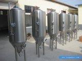 ビール商業醸造装置またはビール発酵タンク