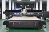 CNC передачи и высокоскоростной рекламы 60m/Min винта шарика Ezletter гравировальный станок двойного (GT2540-ATC)