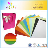 Carta, A4, papel plegable del color del papel de los 40X60cm Origami