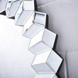 ホーム装飾のためのカスタマイズされた高品質3D屋内Framelessの壁ミラー
