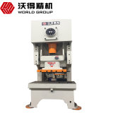 Máquina da imprensa de perfurador da elevada precisão Jh21 para a caixa da folha de Alu