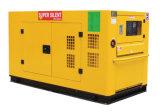 Diesel van het Type van Dieselmotor van Ricardo Series de Stille Generator 200kw van de Macht