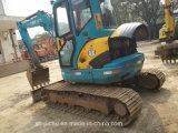 Verwendeter Minikleiner Gräber exkavator-KOMATSU-PC55 PC40 PC35 PC15 PC18