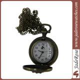 Großhandelsform-Armbanduhr  Legierungs-Uhr-Pocket Uhr